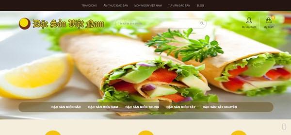 Đặc sản Việt Nam ngon - dacsanvietnam.com