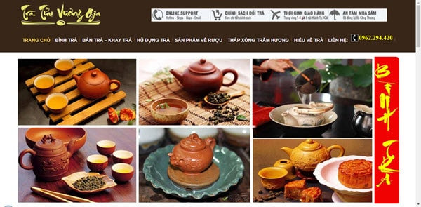 Dụng cụ pha trà – tratuuvuonggia.com