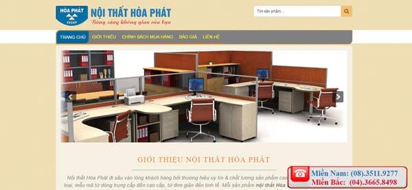 Nội thất Hòa Phát cao cấp – chuyennoithathoaphat.com