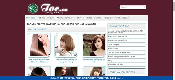 Phục hồi tóc – toc.vn