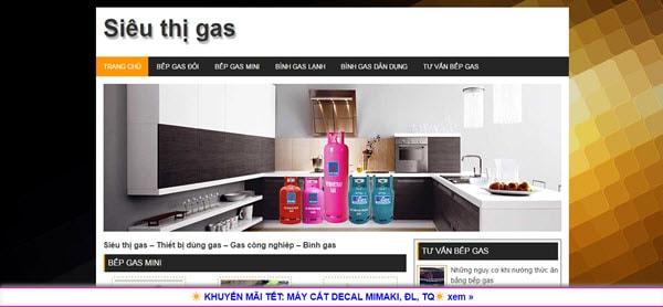 Siêu thị gas – sieuthigas.com