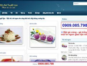 Xôi chè Tuyết Lan - xoichetuyetlan.com