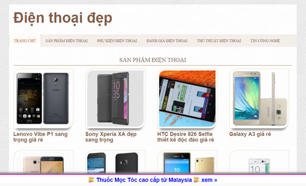 Điện thoại đẹp - dienthoaidep.com