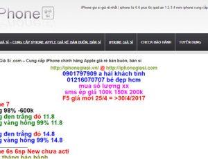 iPhone Giá Sỉ - iphonegiasi.com