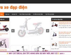Sửa xe đạp điện - suaxedapdien.com