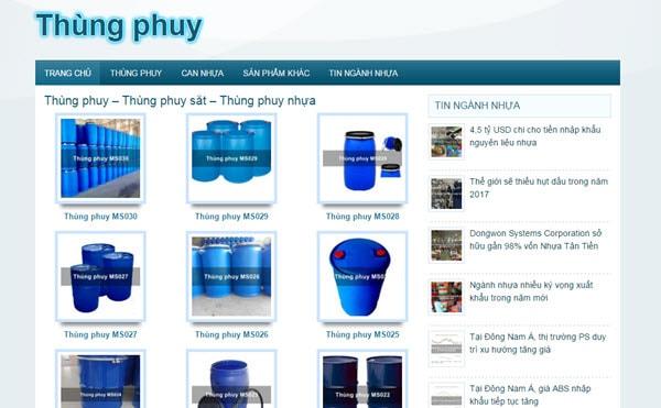 Thùng phuy – thungphuy.com